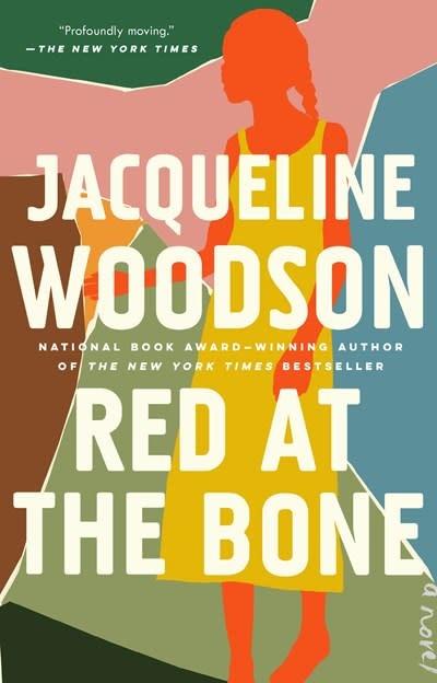 Riverhead Books Red at the Bone