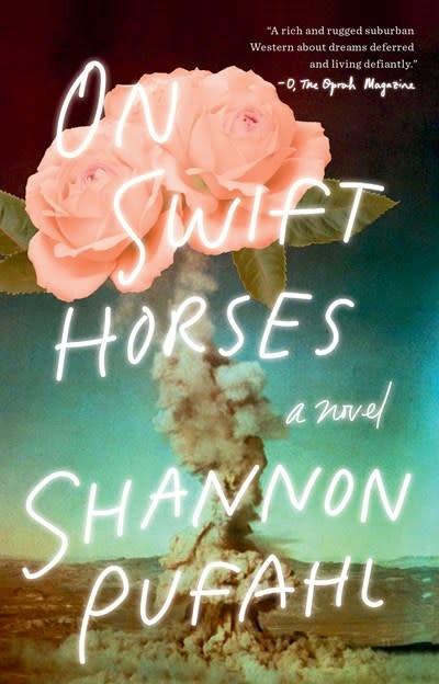 Riverhead Books On Swift Horses