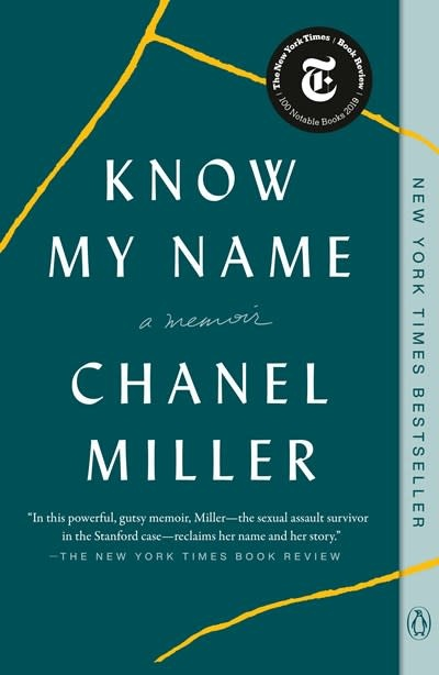Penguin Books Know My Name: A Memoir [Chanel Miller]