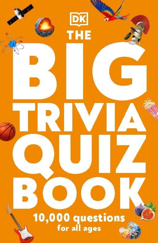 DK The Big Trivia Quiz Book