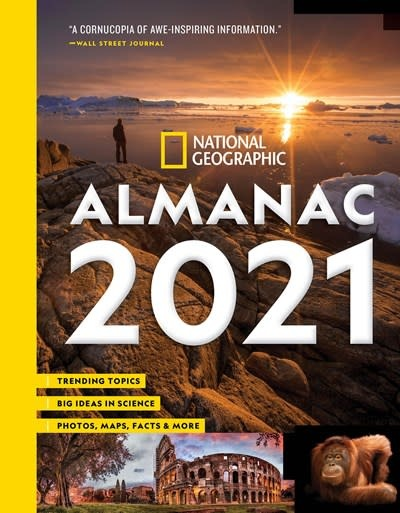 National Geographic National Geographic Almanac 2021