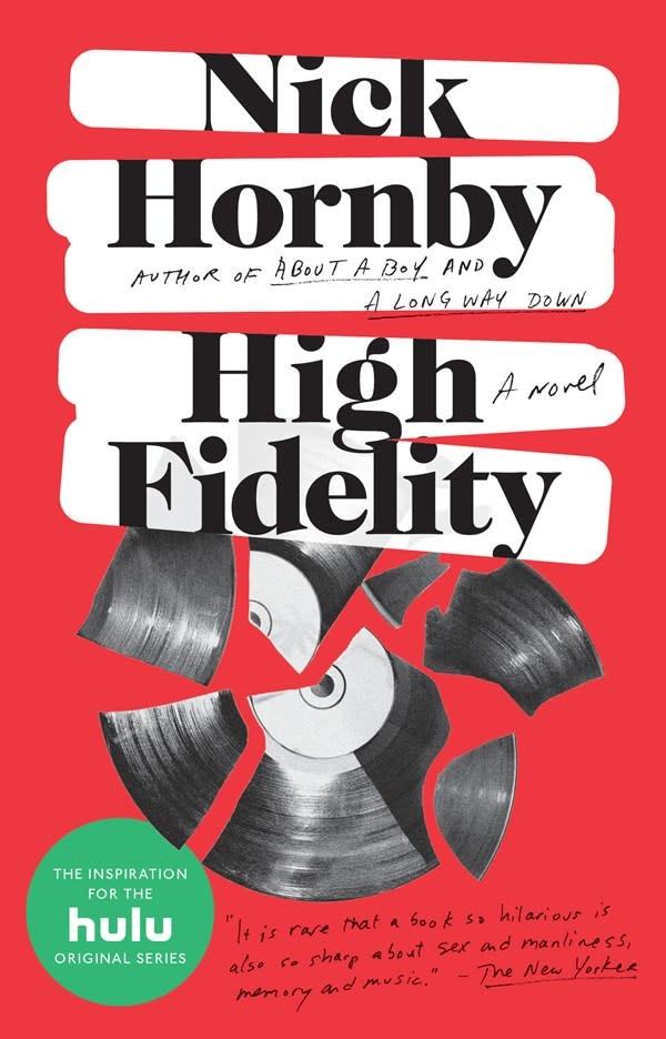 Riverhead Books High Fidelity: A novel