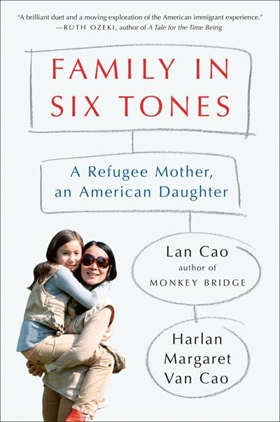Viking Family in Six Tones: A Refugee Mother, an American Daughter