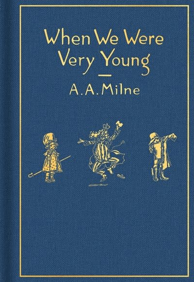 Dutton Books for Young Readers When We Were Very Young: Classic Gift Edition