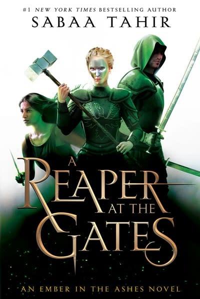 Razorbill A Reaper at the Gates