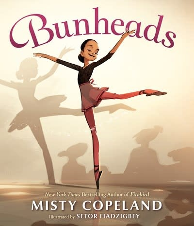 G.P. Putnam's Sons Books for Young Readers Bunheads