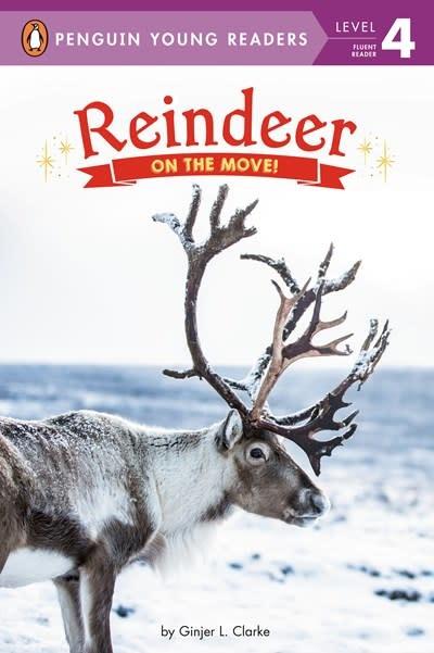 Penguin Young Readers Reindeer