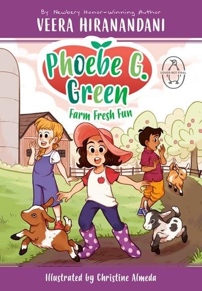 Penguin Workshop Phoebe Green 02 Farm Fresh Fun