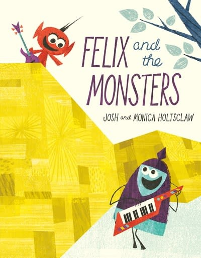 Nancy Paulsen Books Felix and the Monsters
