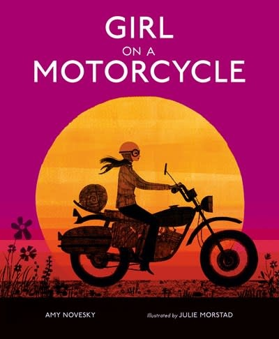 Viking Books for Young Readers Girl on a Motorcycle