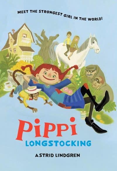 Puffin Books Pippi Longstocking