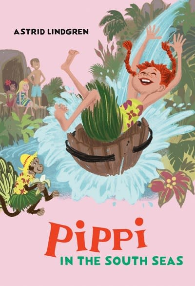 Puffin Books Pippi in the South Seas