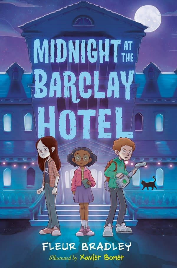 Viking Books for Young Readers Midnight at the Barclay Hotel