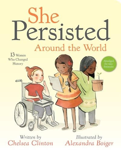 Philomel Books She Persisted Around the World