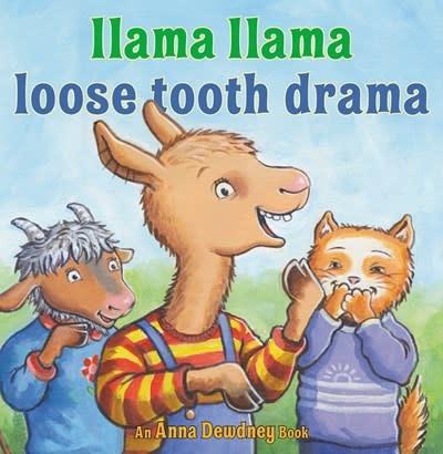Viking Books for Young Readers Llama Llama Loose Tooth Drama