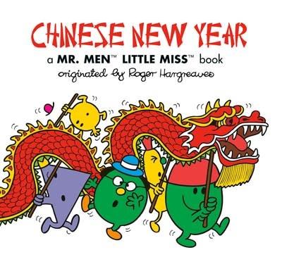 Grosset & Dunlap Chinese New Year: A Mr. Men Little Miss Book