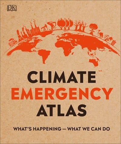 DK Children Climate Emergency Atlas