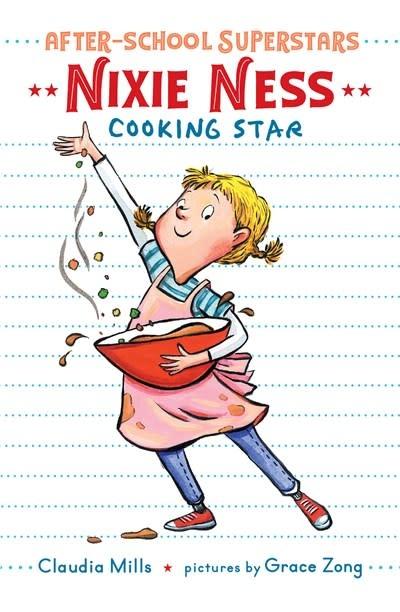 Margaret Ferguson Books Nixie Ness: Cooking Star