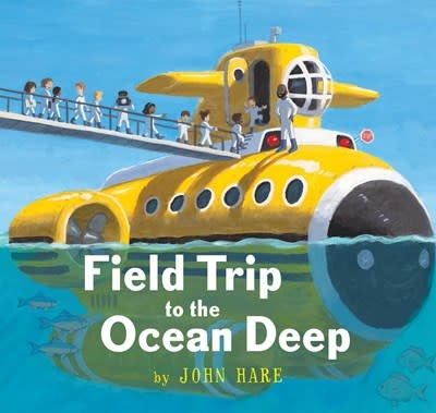 Margaret Ferguson Books Field Trip to the Ocean Deep