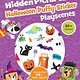 Highlights Press Halloween Hidden Pictures Puffy Sticker Playscenes