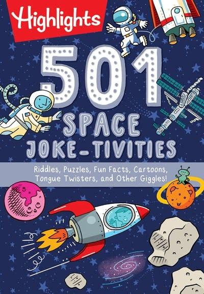 Highlights Press 501 Space Joke-tivities
