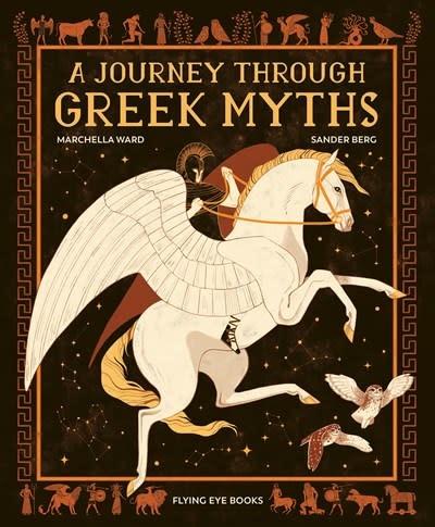 Flying Eye Books A Journey Through Greek Myths