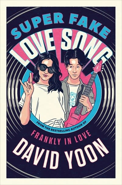 G.P. Putnam's Sons Books for Young Readers Super Fake Love Song