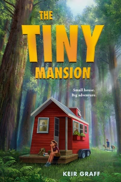 G.P. Putnam's Sons Books for Young Readers The Tiny Mansion