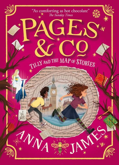 Philomel Books Pages & Co.: The Map of Stories
