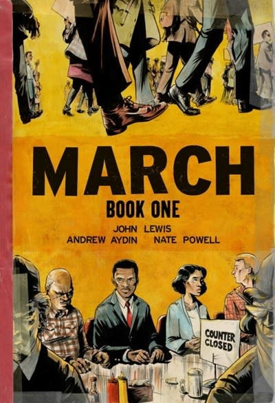 March 01 Book One (Graphic Novel)
