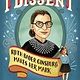 Simon & Schuster I Dissent: Ruth Bader Ginsburg Makes Her Mark