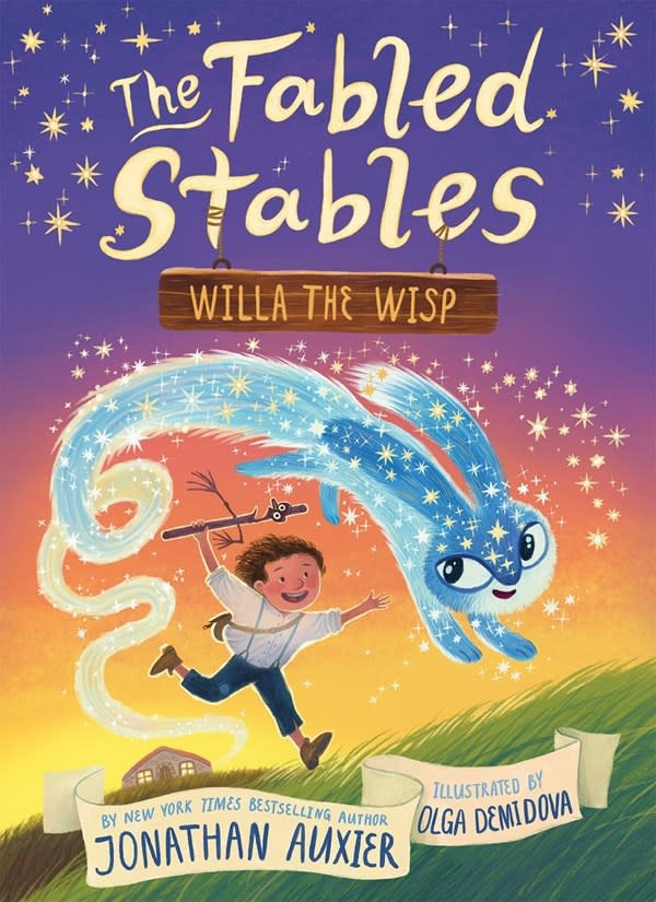 Amulet Books The Fabled Stables Book 01 Willa the Wisp