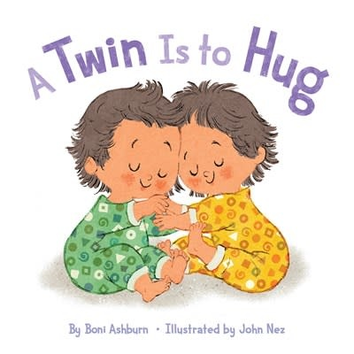 Abrams Appleseed A Twin Is to Hug