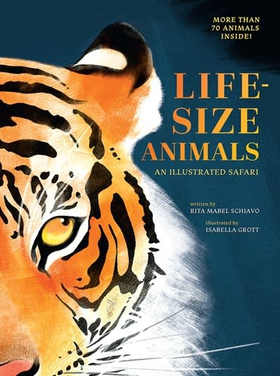 Abrams Books for Young Readers Life-Size Animals