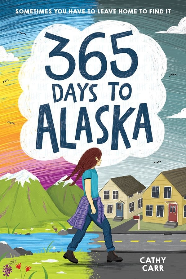 Amulet Books 365 Days to Alaska