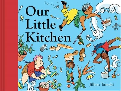 Abrams Books for Young Readers Our Little Kitchen