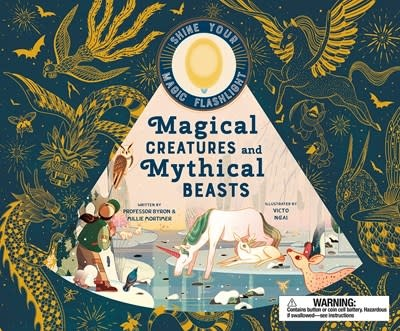 Magic Cat See the Supernatural: Magical Creatures and Mythical Beasts