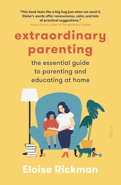 Scribe US Extraordinary Parenting