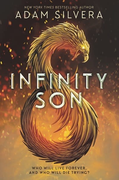 Quill Tree Books Infinity Son