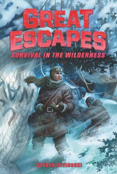 HarperCollins Great Escapes #4: Survival in the Wilderness