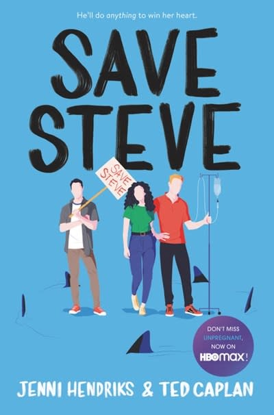 HarperTeen Save Steve