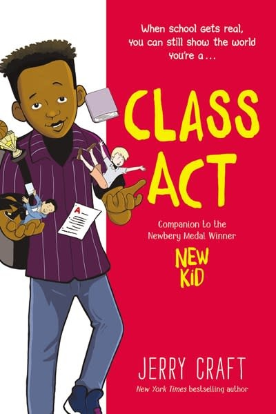 Quill Tree Books Class Act
