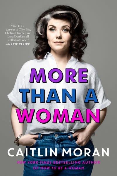 Harper Perennial More Than a Woman