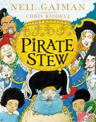 Quill Tree Books Pirate Stew