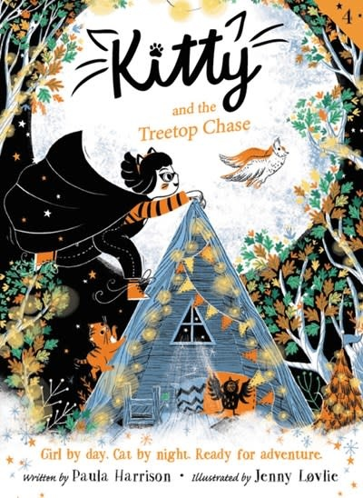 Greenwillow Books Kitty 04 The Treetop Chase