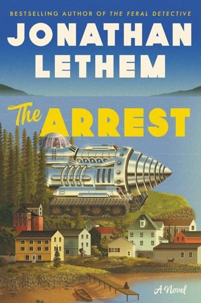 Ecco The Arrest