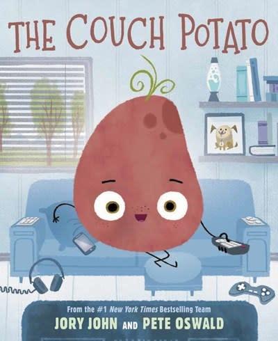 HarperCollins The Couch Potato