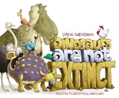 HarperCollins Dinosaurs Are Not Extinct