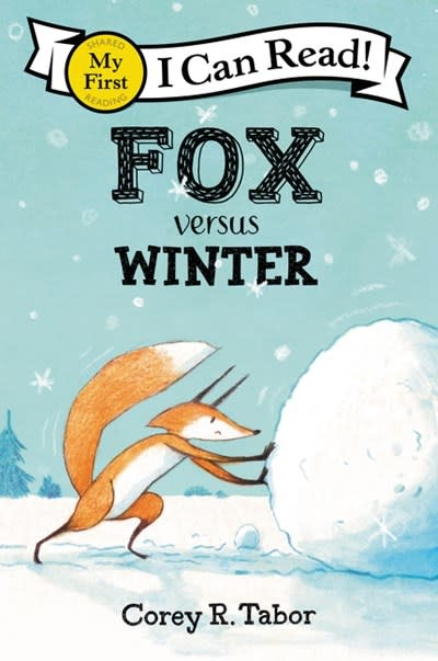 Balzer + Bray Fox versus Winter (I Can Read!, Lvl Pre-1)