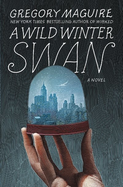 William Morrow A Wild Winter Swan: A novel